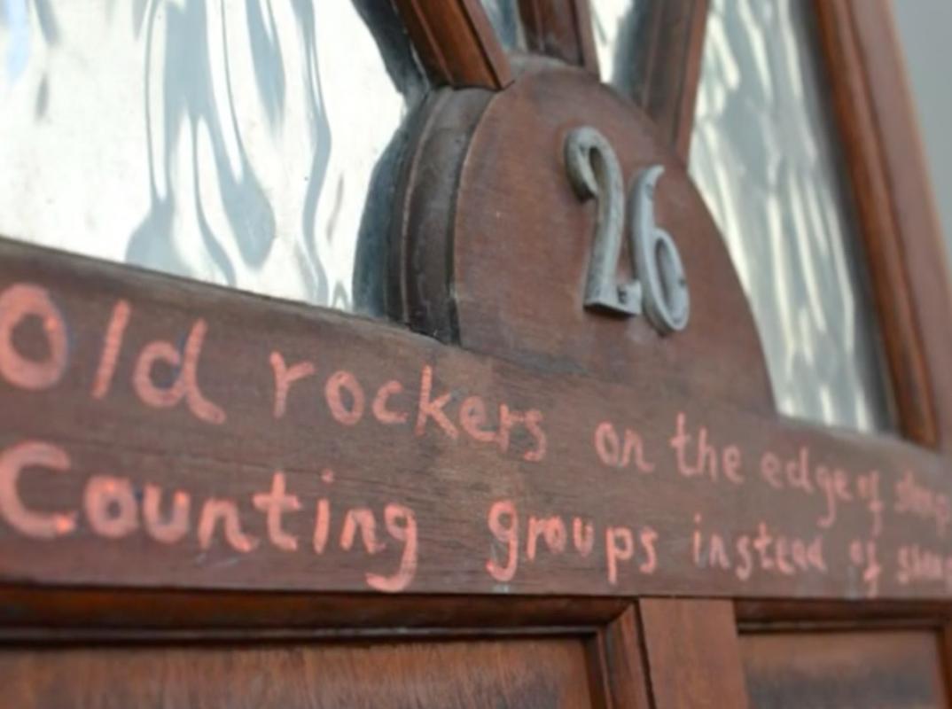 roger mcgough liverpool doors