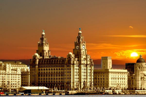 Three Graces Liverpool