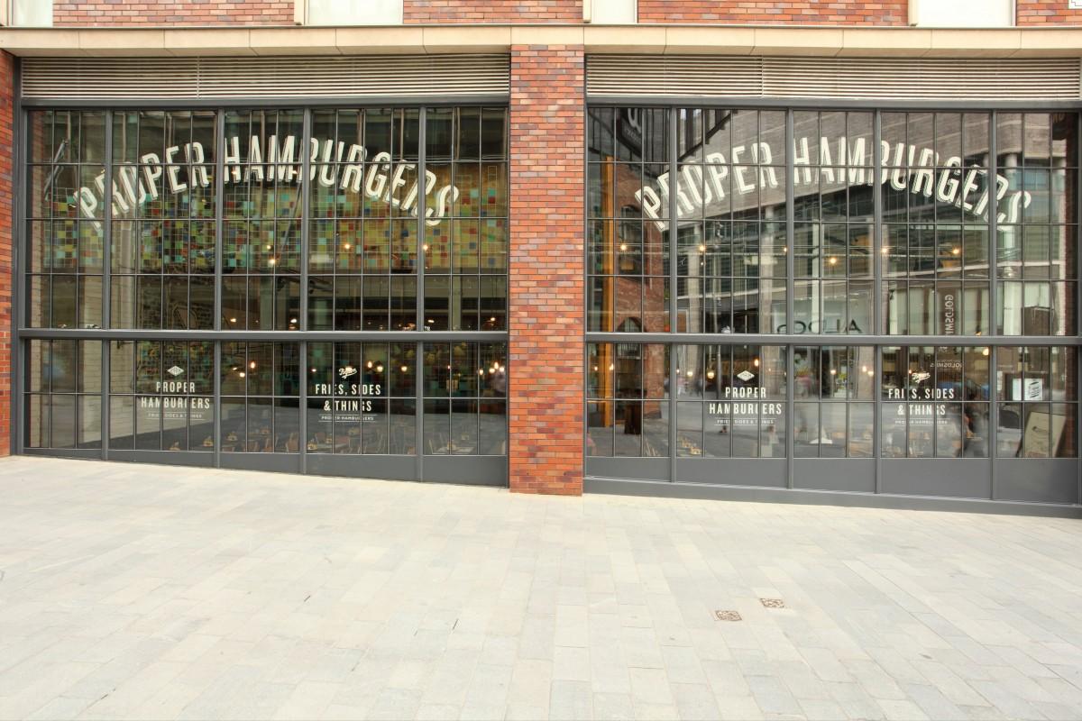 Byron Hamburgers Liverpool