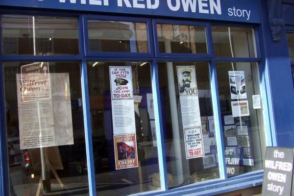 Wilfrid Owen Story