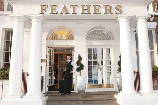 feathers hotel liverpool
