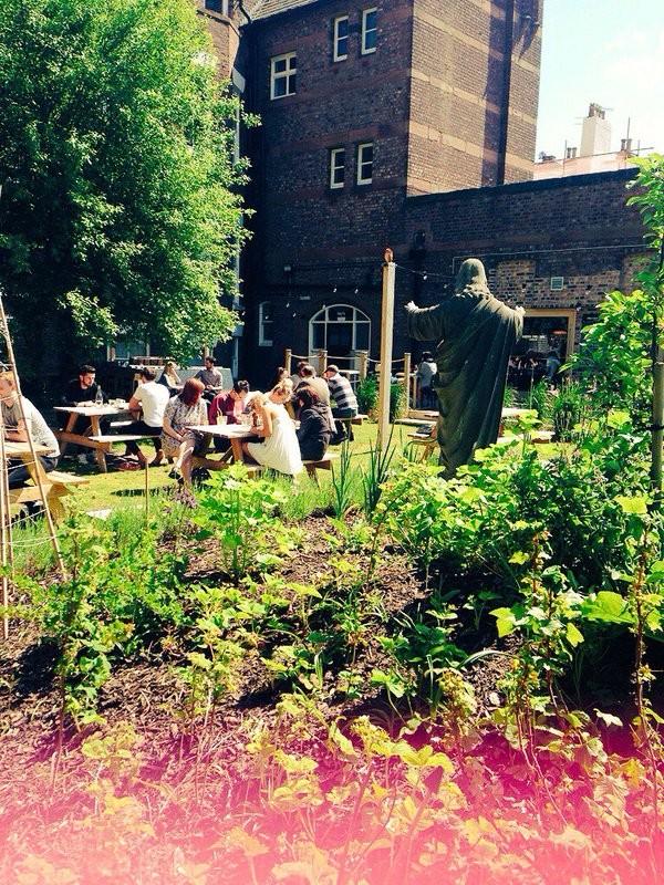 free state kitchen garden