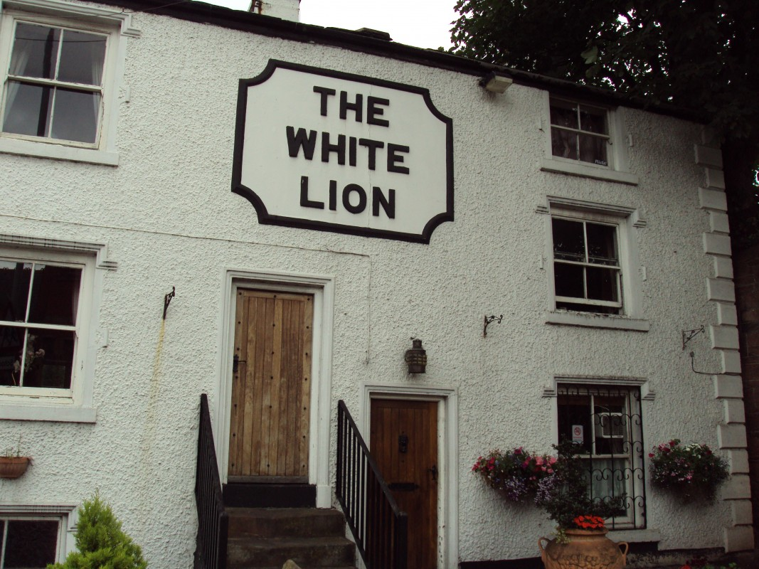 The White Lion