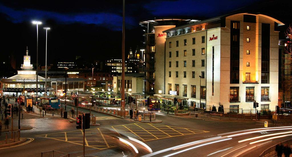 marriott hotel liverpool