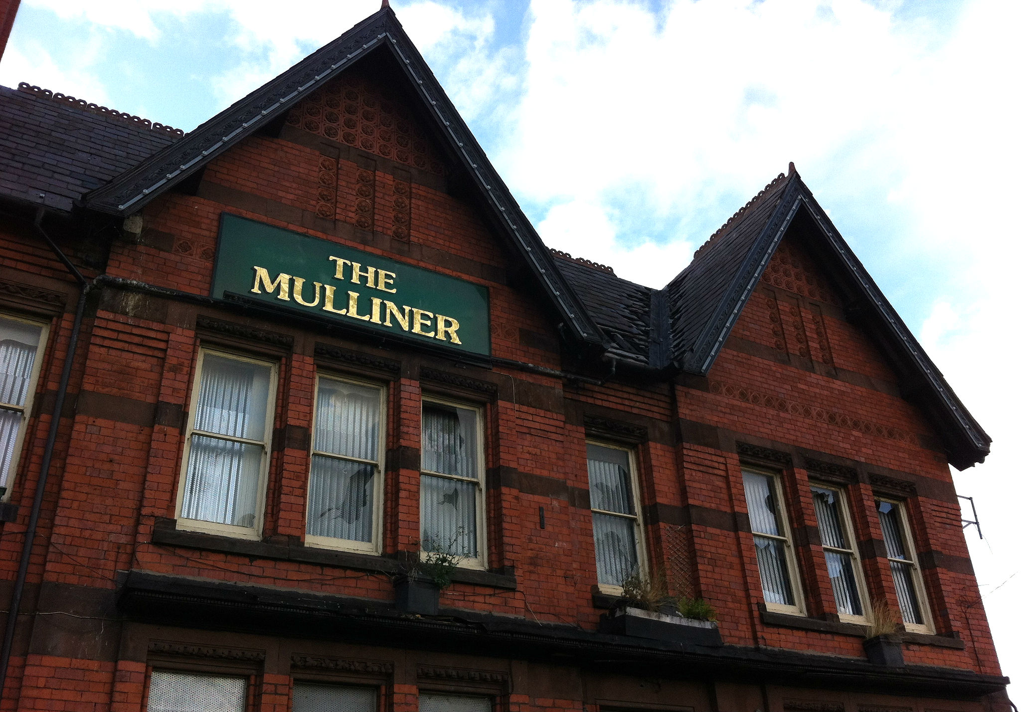 the mulliner