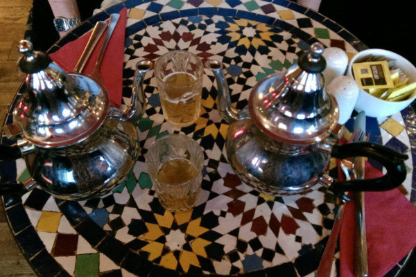 Kasbah Cafe Bar