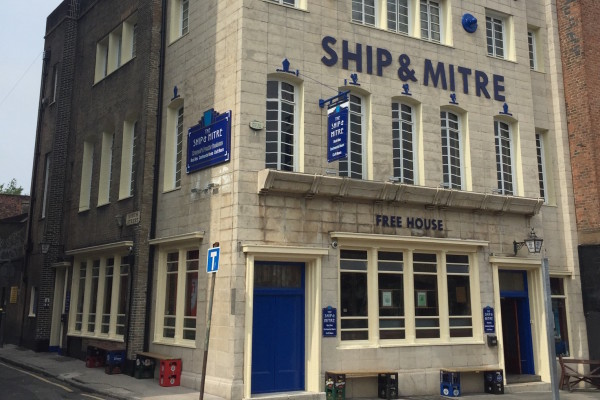 The Ship and Mitre