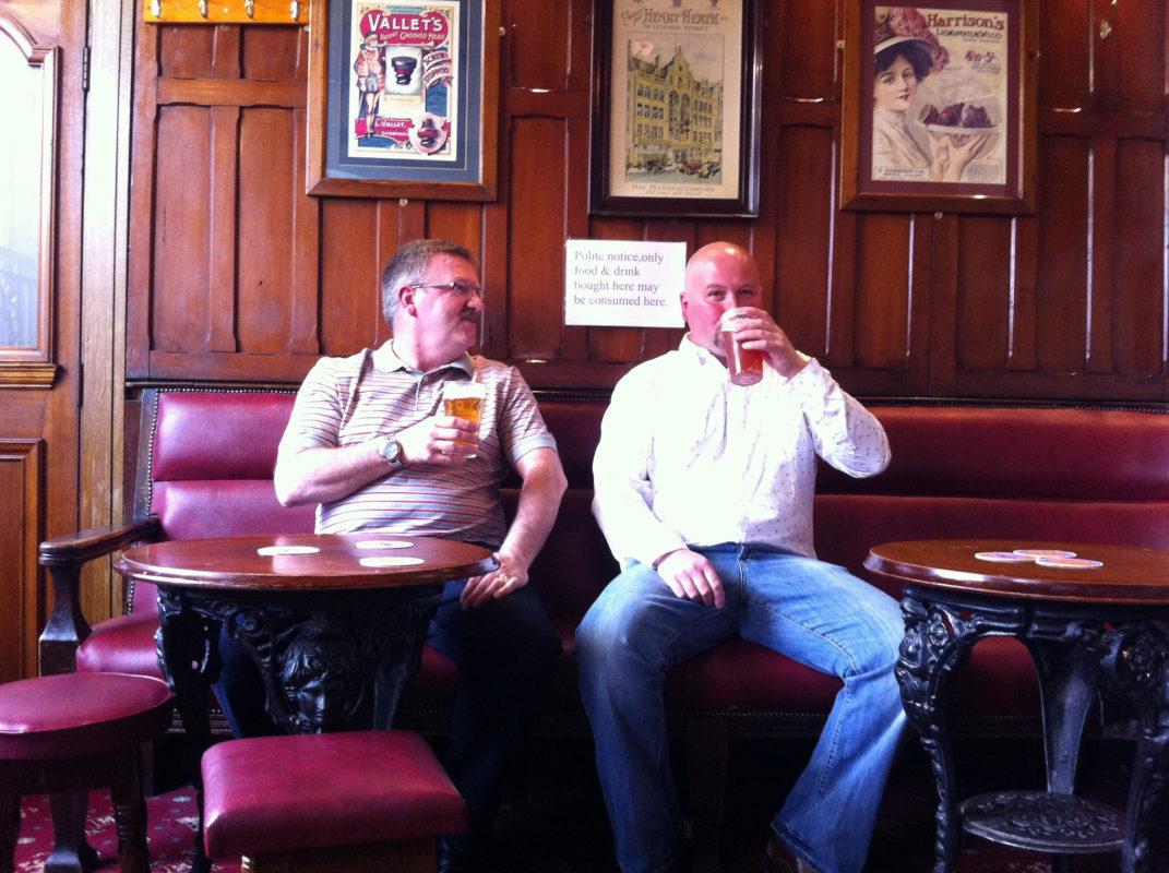 Liverpool Georgian Quarter pub crawl