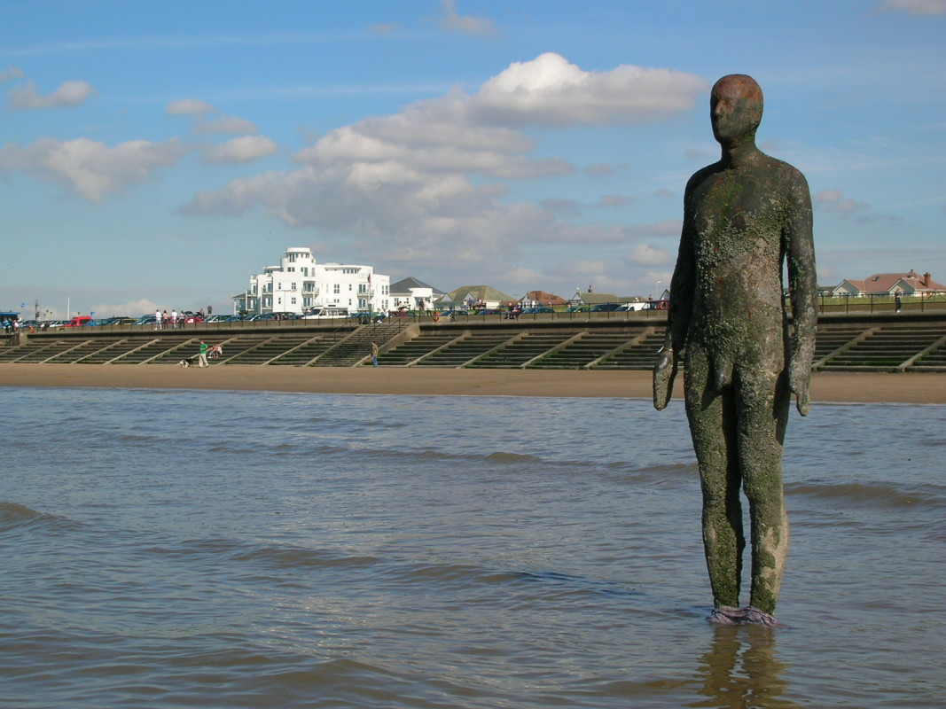 Another PLace Anthony Gormley