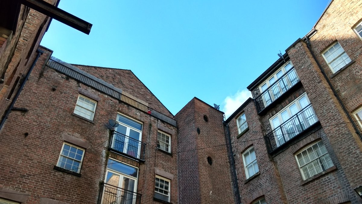 rigby's lady of mann courtyard liverpool
