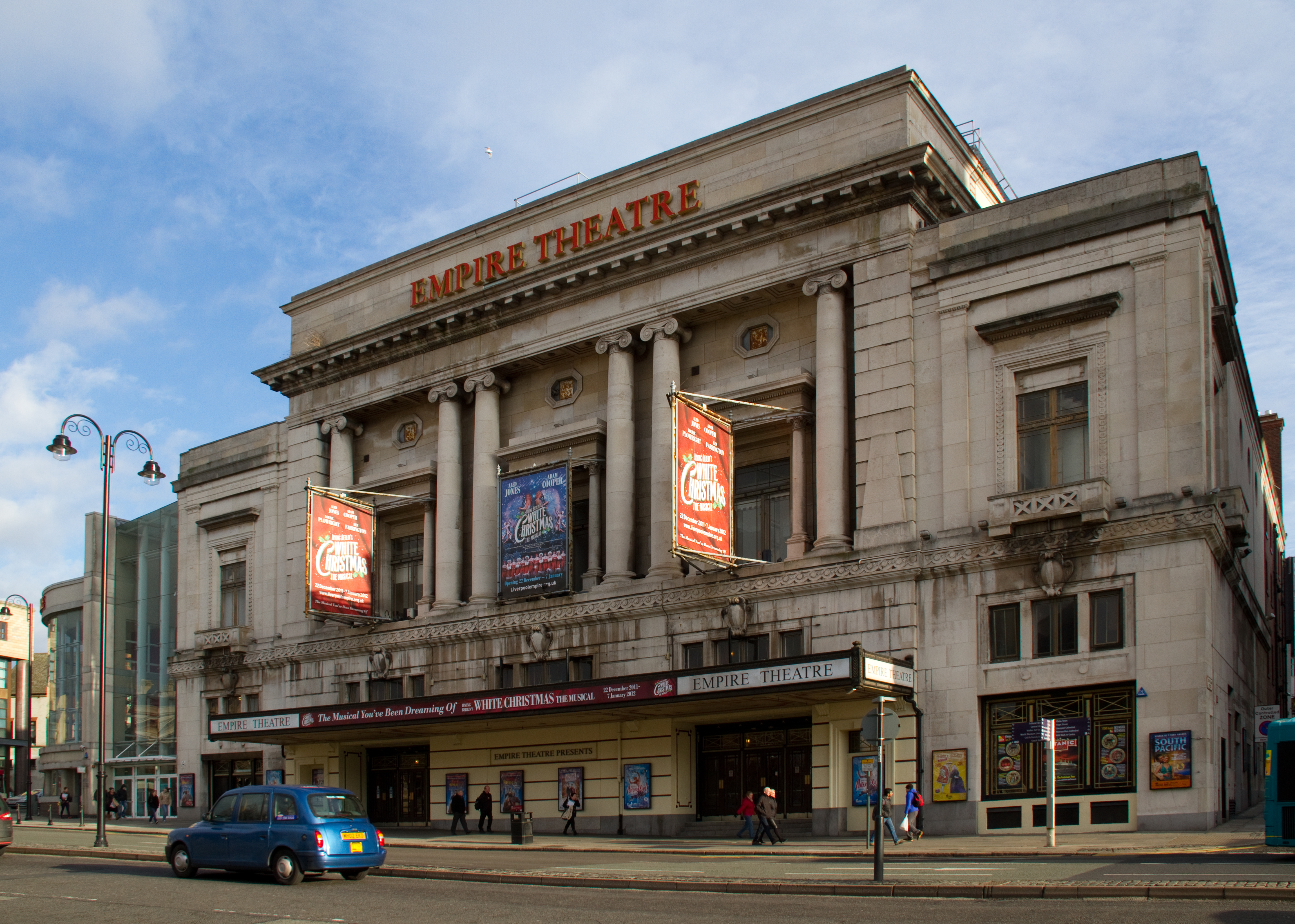 Liverpool Empire Theatre - Liverpool Underlined