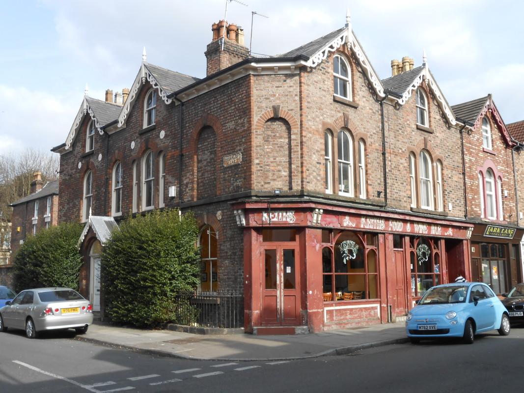 Keith's Wine Bar