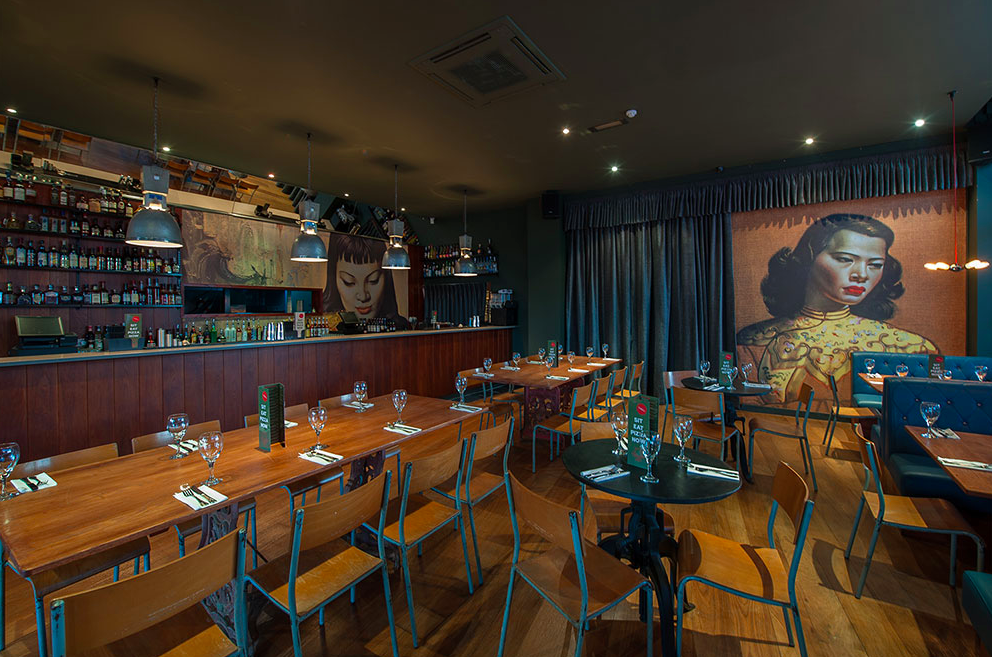 Tribeca Smithdown restaurant