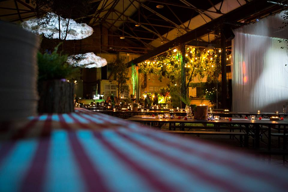 Nightgarden at Camp And Furnace