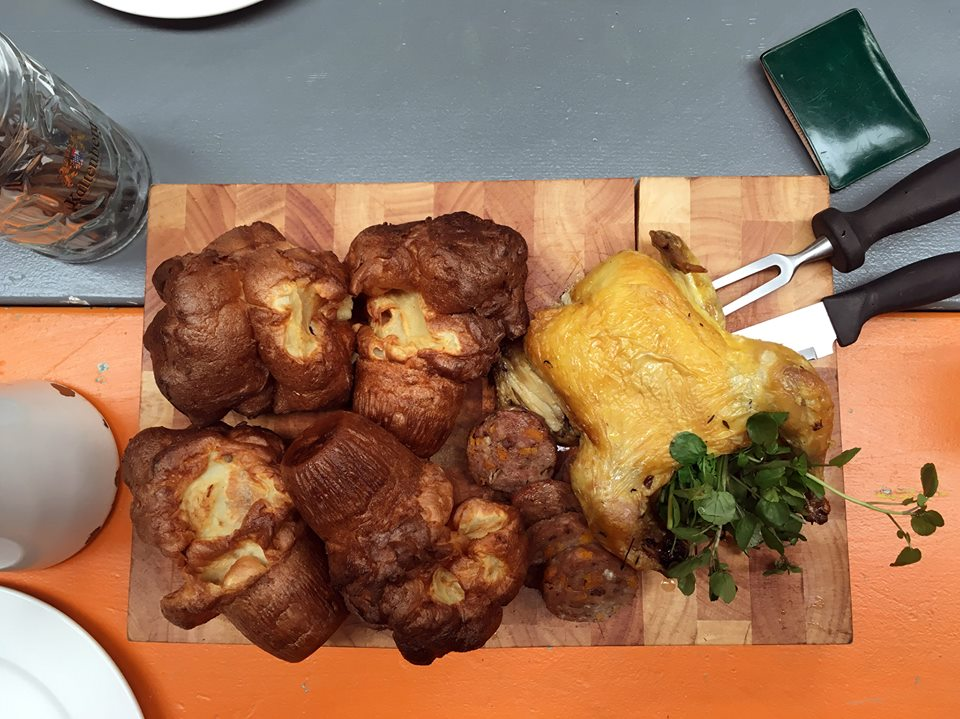 Roasts at Camp And Furnace