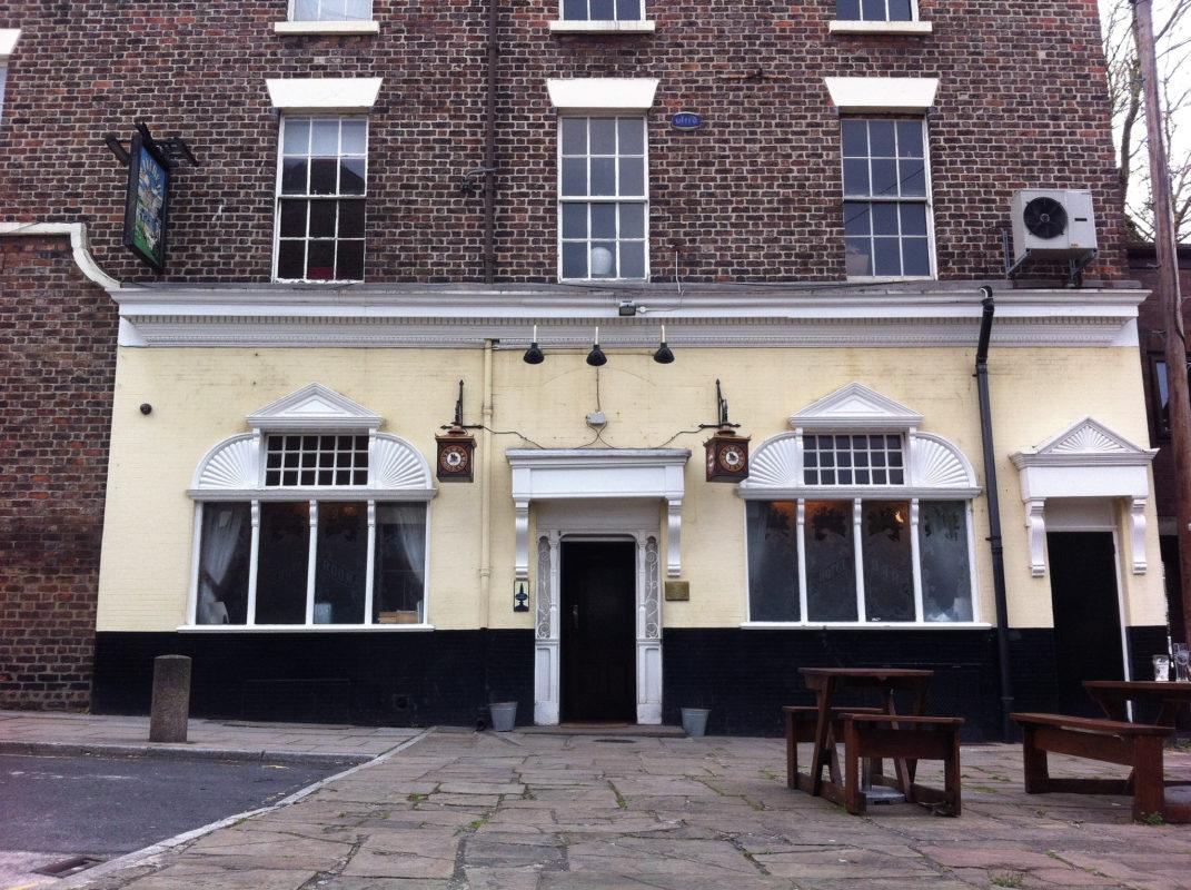Belvedere Arms exterior