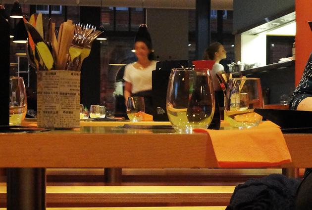 host restaurant hope street