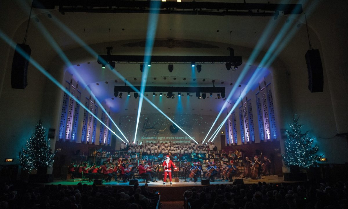 Christmas shows in liverpool