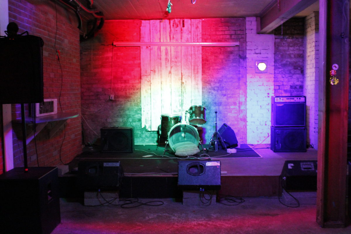 Sound Basement: Sound Food and Drink