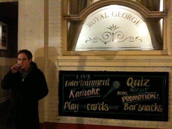 Royal George pub London Road