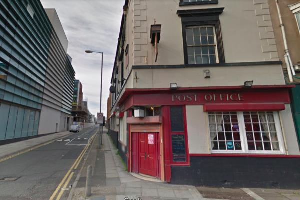 The Post Office pub London Road