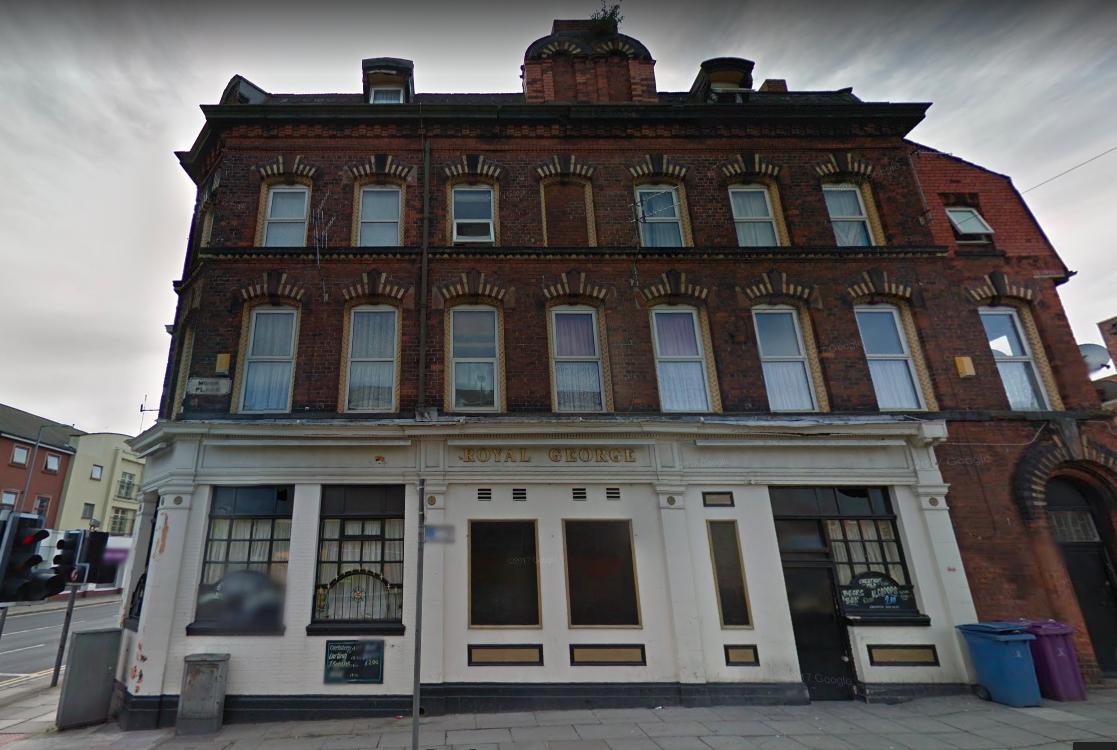 The Royal George pub London Road