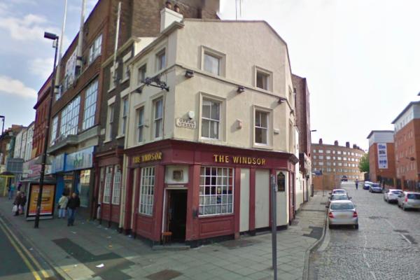 The Windsor pub London Road
