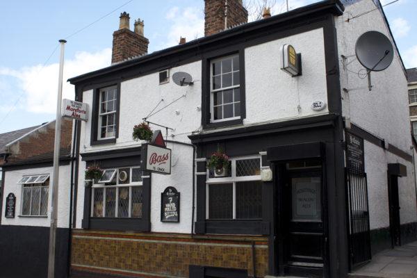 Ye Cracke Liverpool pub