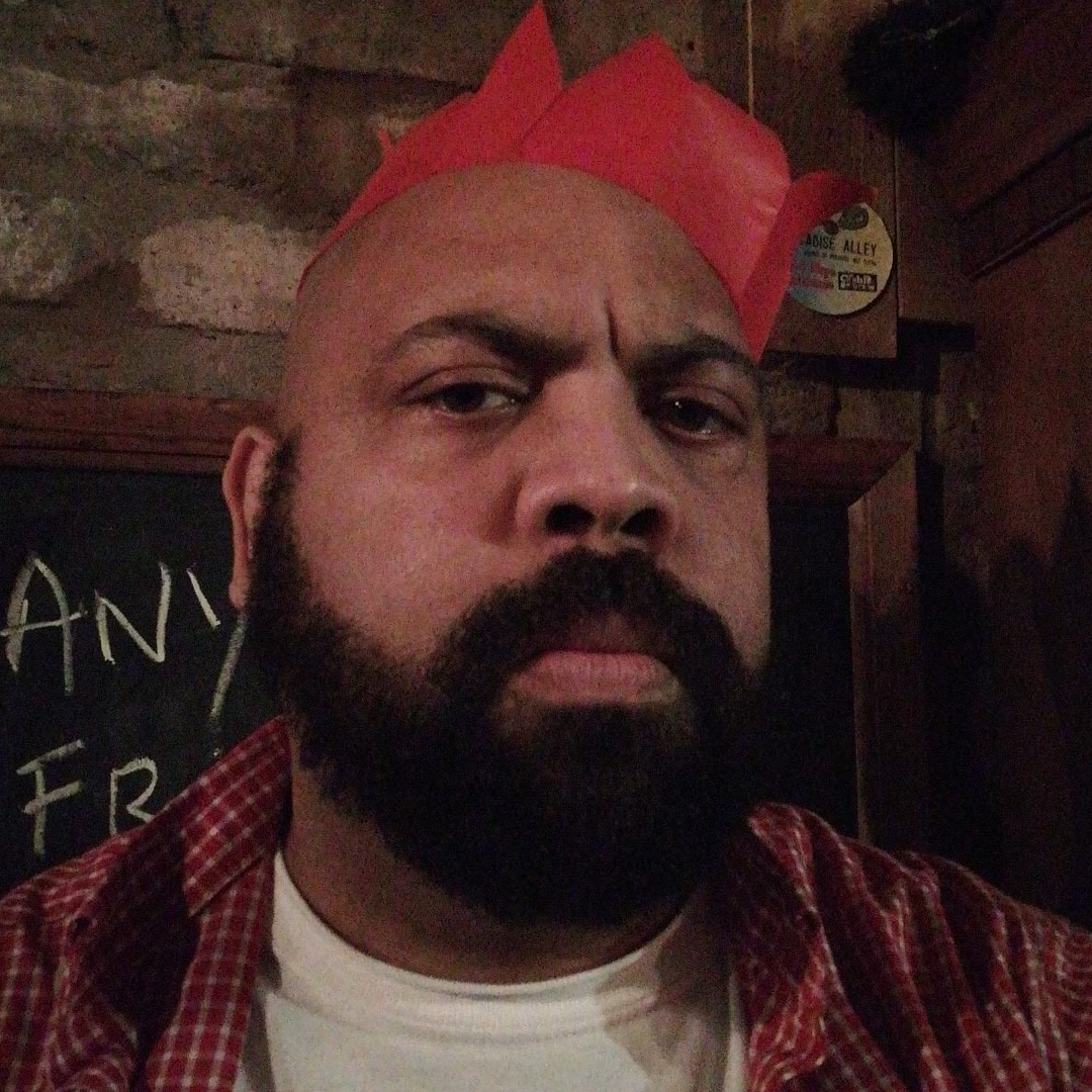 Alternative Black Comedy Showcase, Che Burnley