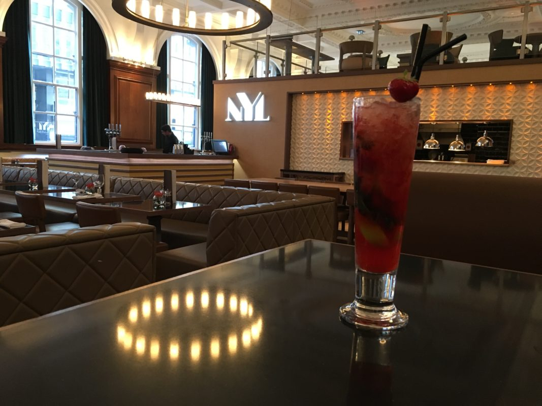 NYL Restaurant and Bar LIVERPOOL