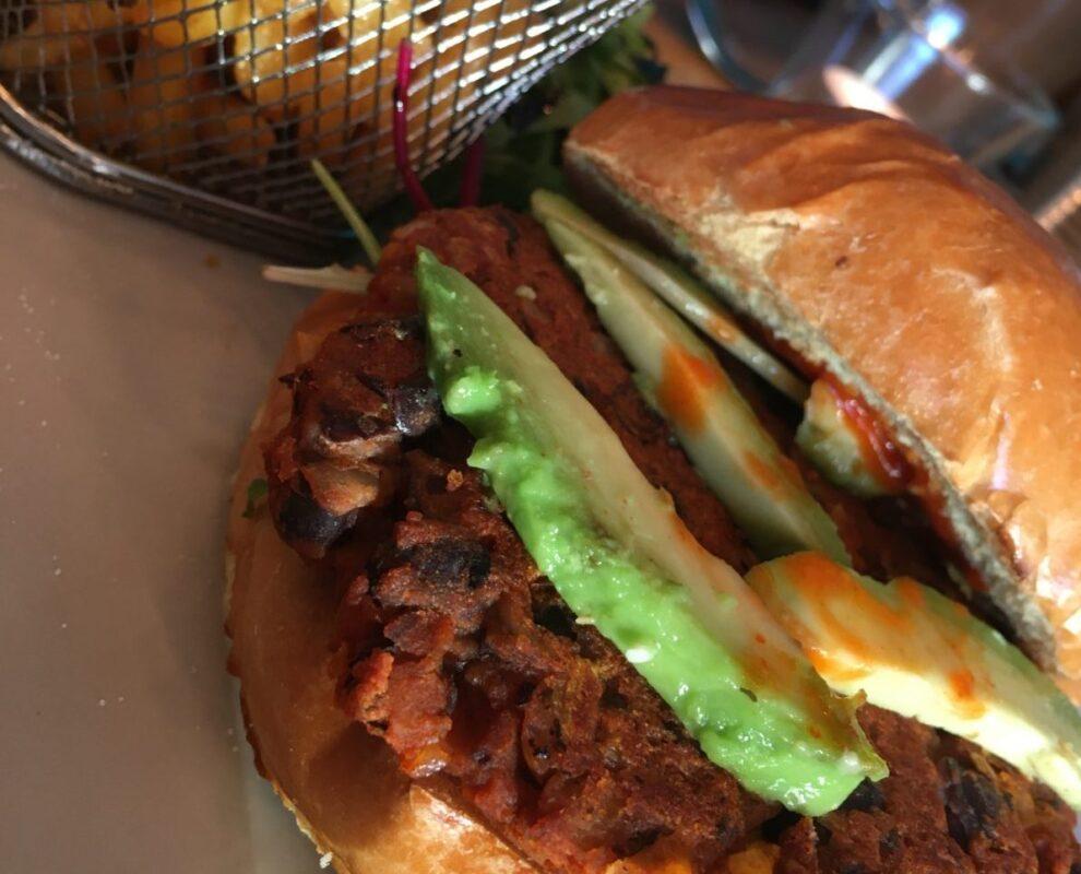 Meatless vegetarian restaurant cafe Liverpool